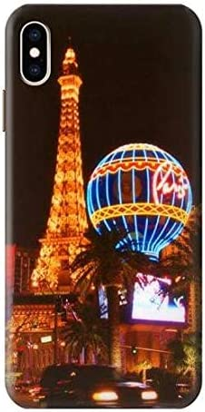Amazon Com R0893 Las Vegas Case Cover For Iphone Xs Max