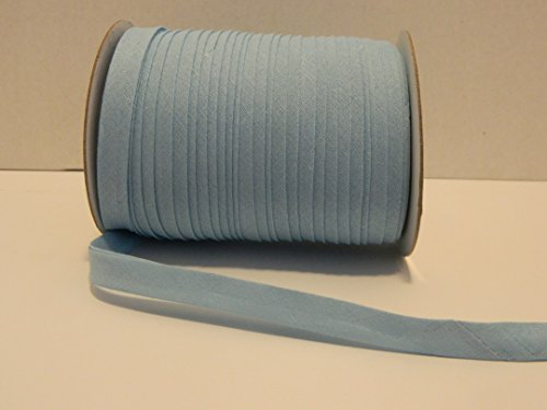 MJs Crafts /& More EMERALD Double Fold Bias Tape 50 Yds 1//2 Inch