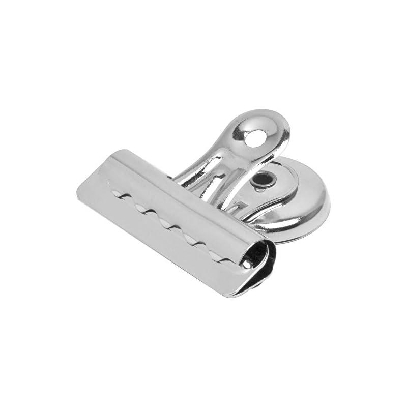 Sparco Bulldog Clip, Magnetic Back, Size
