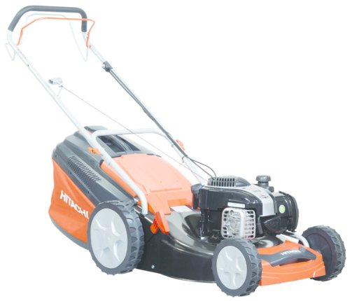 Hitachi ML 140EA Walk behind lawn mower 2990W - Cortacésped (Walk ...