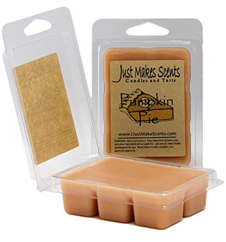 Just Makes Scents 2 Pack - Pumpkin Pie Scented Wax Melts