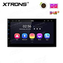 Please Note: This unit does NOT have a DVD drive.Driver-Friendly Design The User interface of this vehicle stereo has been elaborately designed according to driver habit. Its smart layout of apps  places the common functions at your fingertip...