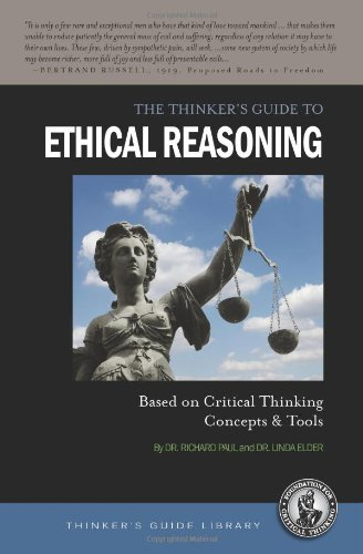 Thinker's Gde.To...Ethical Reasoning