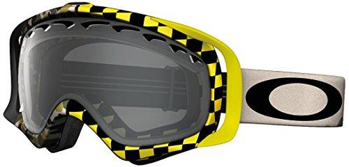 Oakley Crowbar Snow Goggle, Flight Series Camo, Dark - Goggles Best Ski Oakley