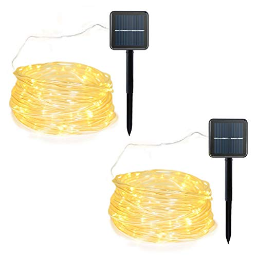 Best Solar Led Rope Lights in US - 9