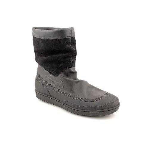 Nike Aegina, Damen Stiefel & Stiefeletten Anthrazit / Schwarz