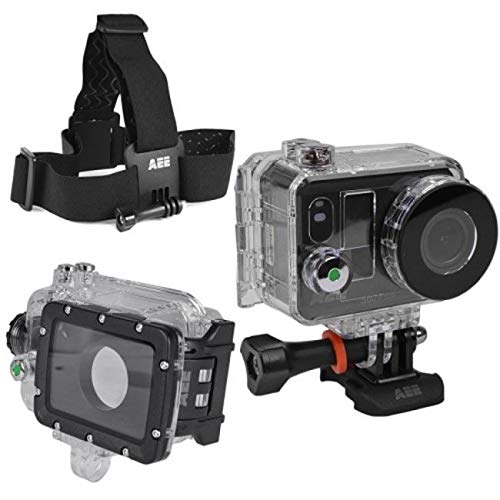 Image of 1080p Action Camera Kit Wi FI Waterproof Video Sports Extreme Electronics & Gadgets
