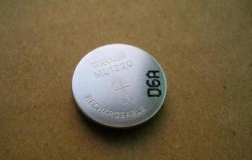 MAXELL ML 1220 ML1220 COMPAQ V2000 AHL03014003 CMOS Battery (Battery For Compaq Laptop)