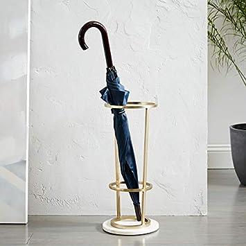 Umbrella stand Paragüero Perchero de mármol, vestíbulo del ...