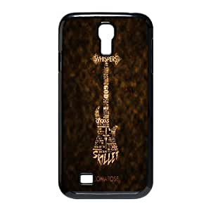 High quality guitar and music series Case Cover Best For SamSung Galaxy S4 Case FKLB-T507873