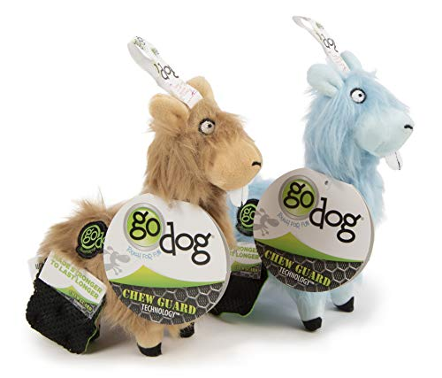 goDog Chew Guard Technology Plush Dog Toy