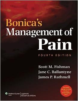 bonica pain management