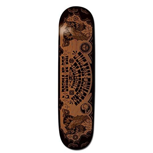 Element 8.0 Thriftwood Julian Juju Skateboard Deck