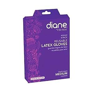 Diane Pro Color Glove, Black, D8346M