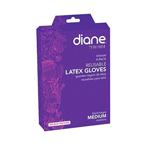 Price comparison product image Diane Pro Color Glove,  Black,  D8346M
