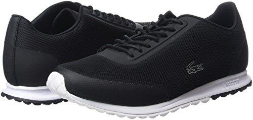 Lacoste Mujer Zapatillas 3 116 Para Runner Blk Negro Helaine blk Spw Rq8rRH