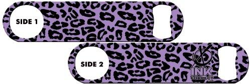 Killer Inked Bottle Opener: Cheetah - Orchid