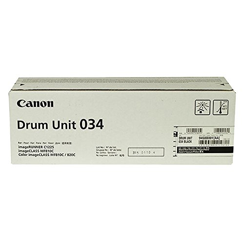 Canon Color imageCLASS MF810Cdn Black Original Drum Unit (34,000 Yield) -