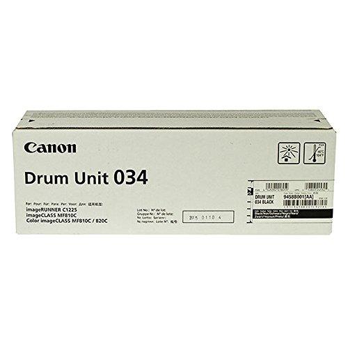 Canon Color imageCLASS MF810Cdn Black Original Drum Unit (34,000 Yield)