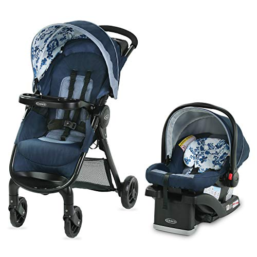 Graco FastAction SE Travel System, Tessa