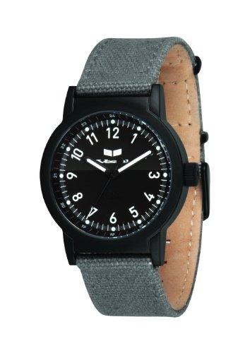 Vestal Unisex ALP006 Alpha Bravo Grey Canvas Watch