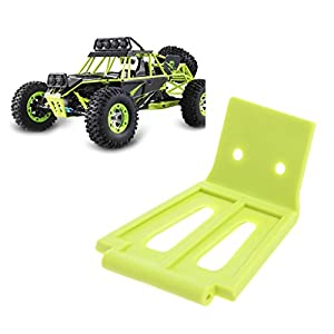 NAOTAI Remote Cars for Kids, Wltoy 12428 1/12 RC Car Spare Parts 12428-0052 Front Bumper Climbing Bumper