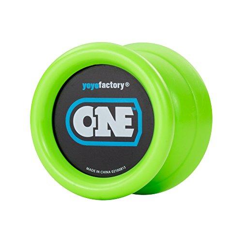 YoYoFactory ONE Ball Bearing Professional Trick YoYo - Green