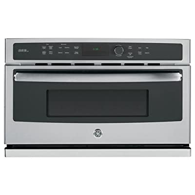 "GE PSB9240SFSS Profile Advantium 30"" Stainless Steel Electric Single Wall Oven - Convection"