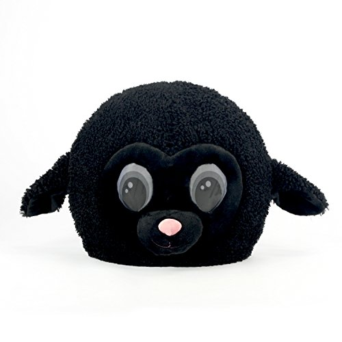 Maskimals Oversized Plush Easter Mask - Black Sheep