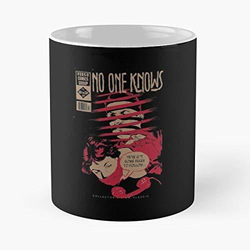 Vintage Noir Film Detective - Morning Coffee Mug Ceramic Novelty Holiday]()