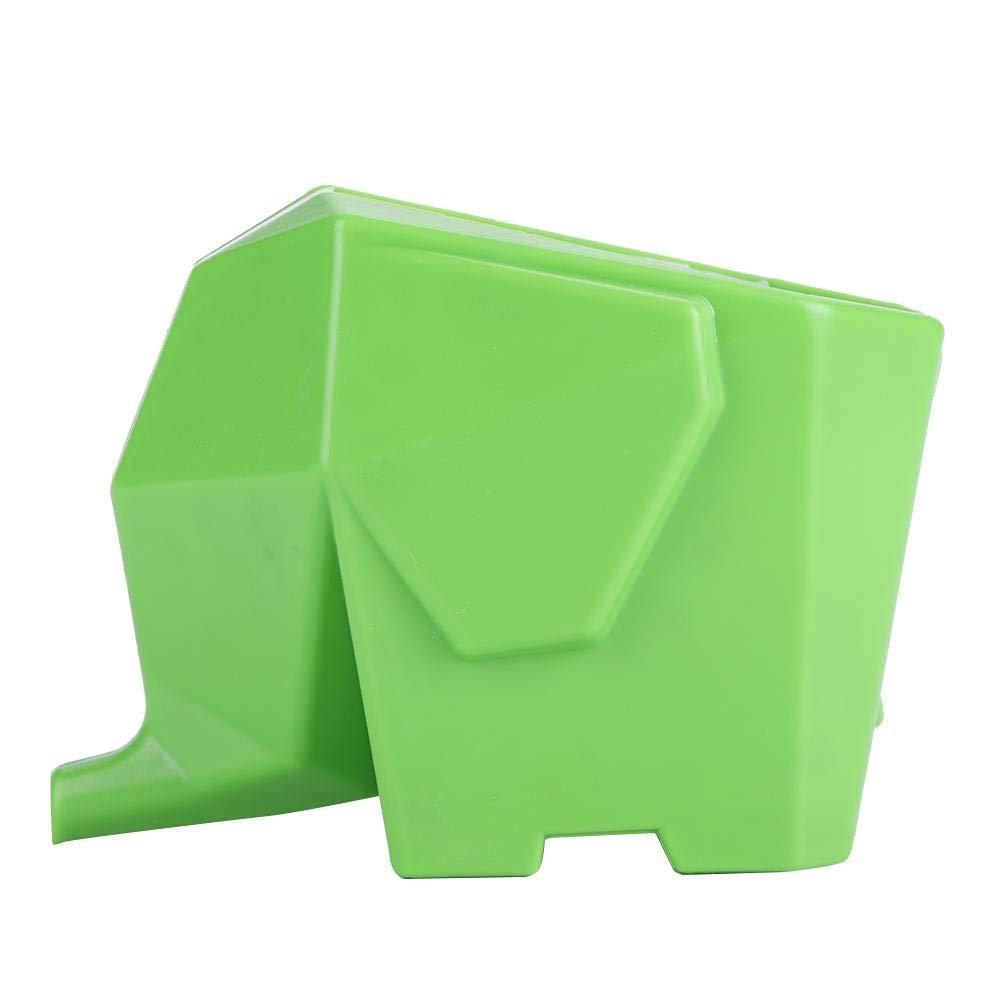 Animal Shape Sponge Holder Kitchen Box Draining Dish Shelf Drainer Rack Kitchen Organizer(01) FTVOGUE