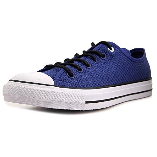 Blue unisex Zapatillas All Star Hi Converse White Black fxqO7XH