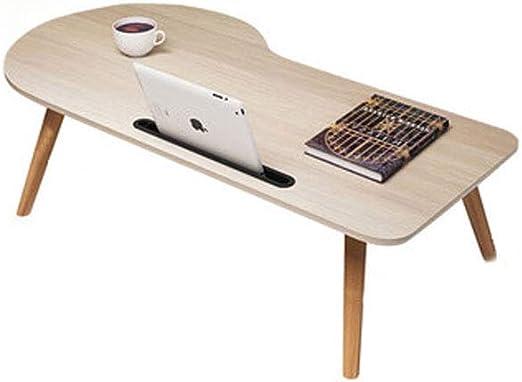 Hongyan P-Tipo Mesa de Escritorio Plegable para computadora ...