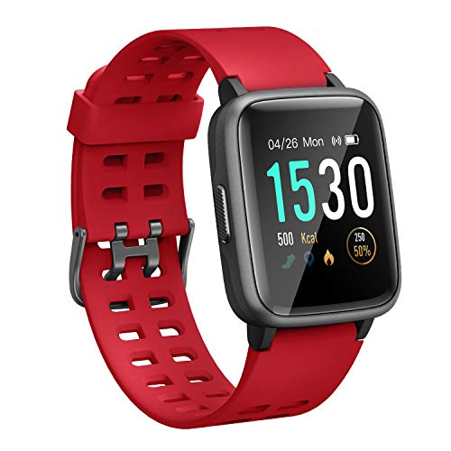 BingoFit Fitness Smart Watch, 1.3'' Touchscreen Activity Tracker with 14 Sports Mode Breathing Training Heart Rate Sleep…