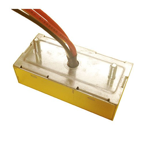 Hatch RS12-80BFS 120v to 12v 80 watt back feed with studs dimmable transformer