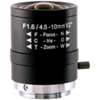 MPL4-10 Zoom Lens - 4 mm to 10 mm