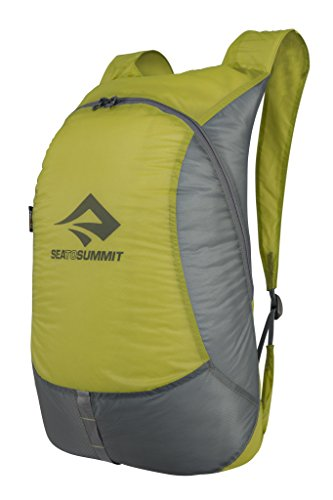 Sea to Summit Ultra-SIL Day Pack, Lime, 20 L