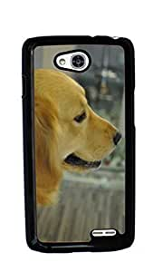 Cute Dog Hard Case for LG Optimus L90 ( Sugar Skull )