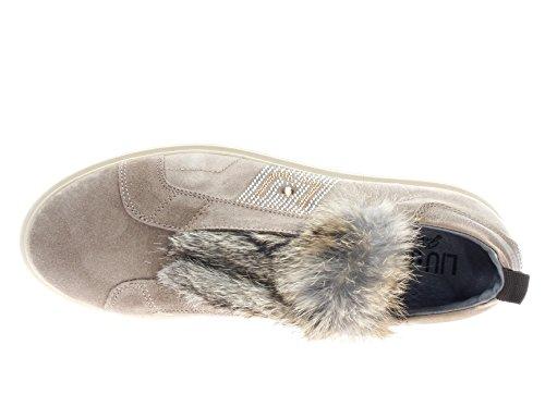 Tortora jo Liu Girl Sneaker Donna aISxqwnFHY