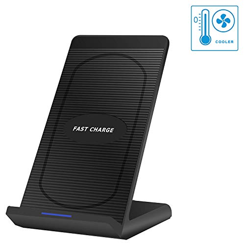 FindUWill Fast Wireless Charger, Charging Stand...