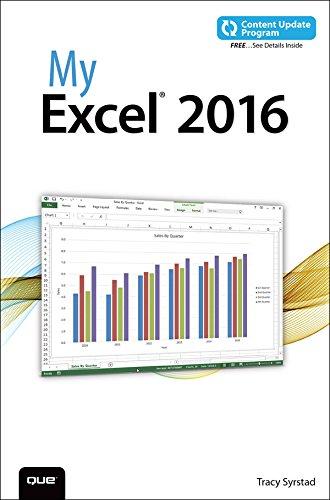 My Excel 2016 (includes Content Update Program) (My...)