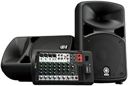 Yamaha STAGEPAS 600BT Portable Bluetooth