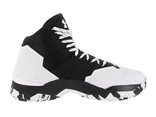 UA GS CURRY 2.5 Blanco/Negro/Negro