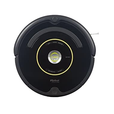 iRobot Roomba 650 Vacuuming Robot – Robotic Vacuum Cleaner