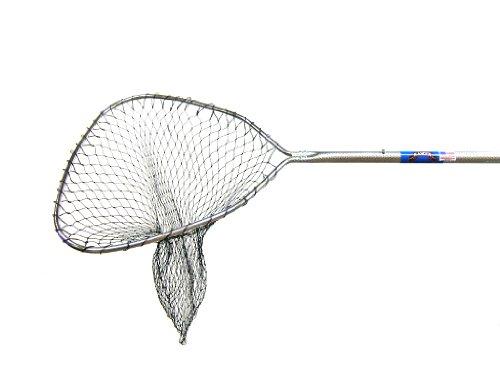 Ranger 300 Series Landing Net with Telescopic (42-Inch to 66-Inch Handle, 22 x 20-Inch Hoop, 36-Inch Net Depth)