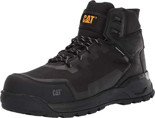 Caterpillar Men's Propulsion Waterproof Composite Toe Construction Boot