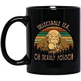 Uncle Iroh Delectable Tea or Deadly Poison Vintage Mug 11 Oz