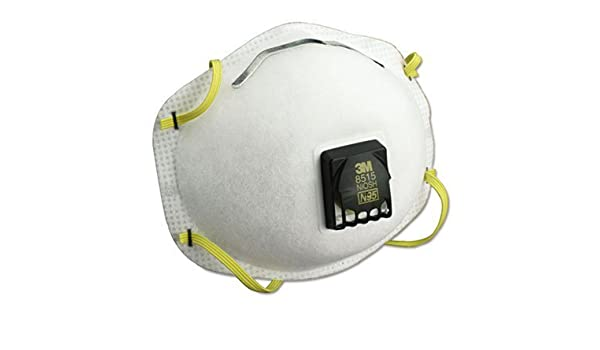 Flow Cool With 3m Particulate Respirator 8515 Welding N95
