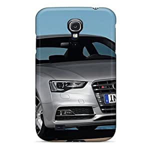 New Diy Design Audi S5 2012 For Galaxy S4 Cases Comfortable For Lovers And Friends For Christmas Gifts