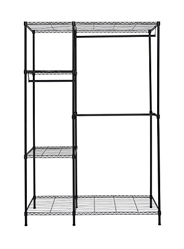 Clothes Organizer / Hanging Closet Organizer / Wardrobe Organizer / Hanging Shelves Organizer - 9